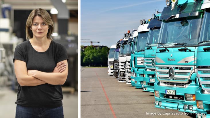 Skärpta krav och bättre kontroll av yrkestrafiken ger förutsättningar för konkurrens på lika villkor.