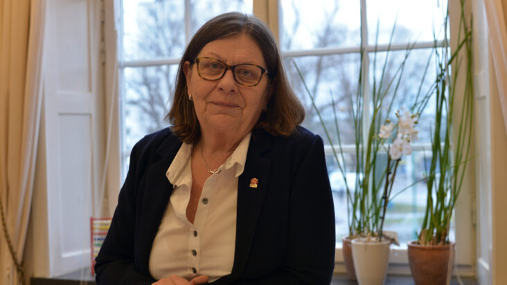 Kommunalrådet Anna-Carin Magnusson
