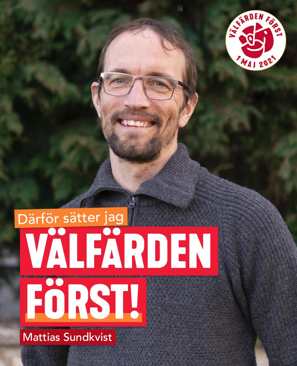 Mattias Sundqvist
